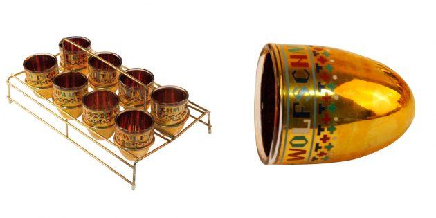 Подарочные стопки для водки House of Faberge