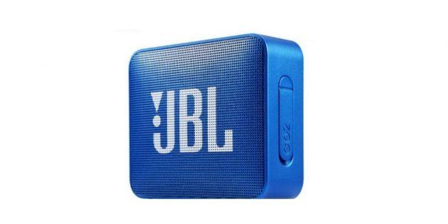 беспроводные колонки: JBL Go 2Mini