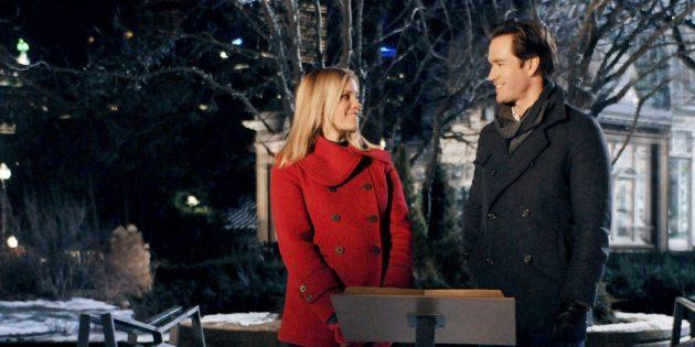 Кадр из фильма «12 рождественских свиданий»