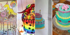 13 фото тортов, которые в реальности оказались куда лучше, чем на картинке