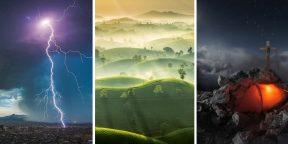 15 лучших фото погоды с конкурса The Weather Photographer Of The Year