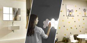 13 инструментов и приспособлений с AliExpress для преображения стен