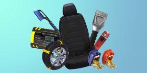 13 товаров с AliExpress, которые пригодятся автомобилистам в холодное время года