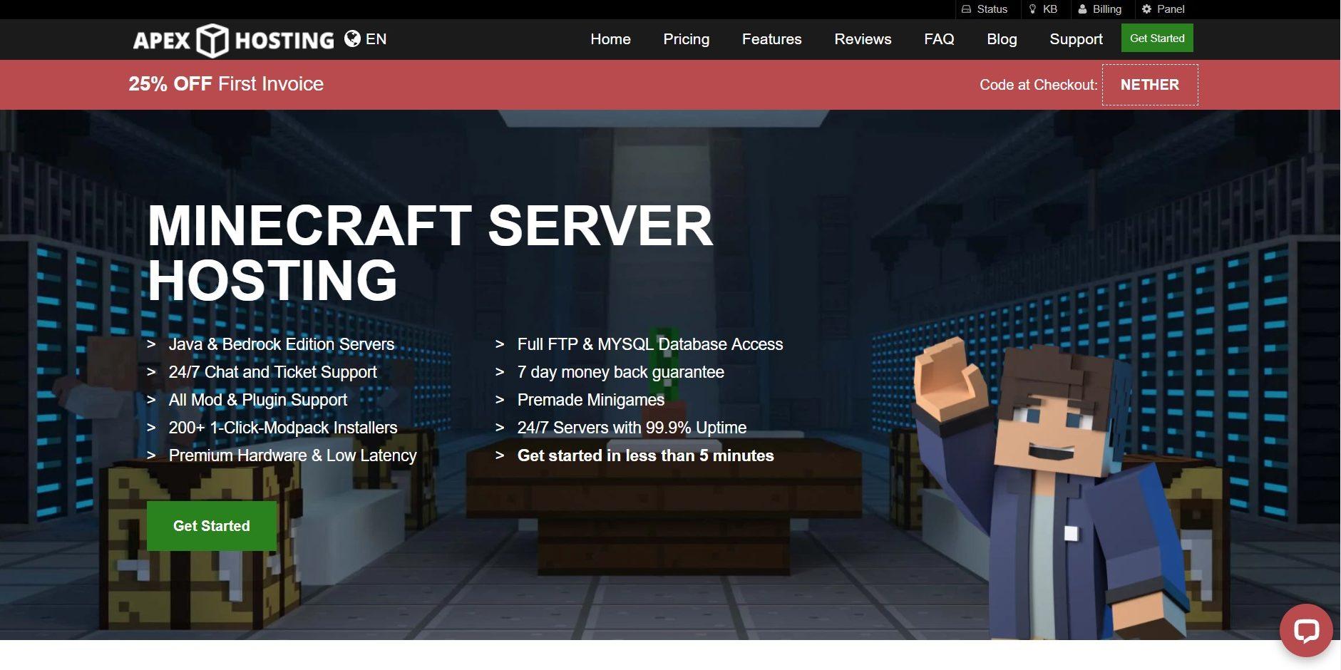 как создать сервер самп на хостинге