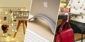 15 полезных вещей с AliExpress для порядка на рабочем месте