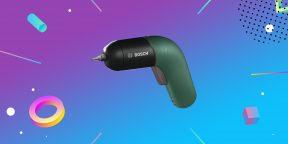 Надо брать: аккумуляторная отвёртка Bosch