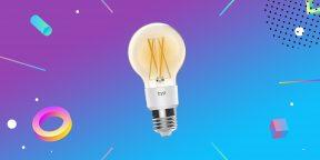 Надо брать: светодиодная лампочка Yeelight в ретро-стиле