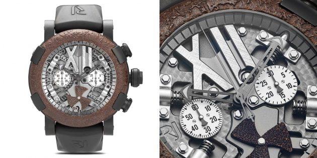 Очень дорогие вещи: часы Romain Jerome