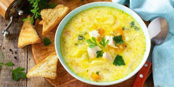 Яркие, нежные и ароматные. Тыквенные супы, от которых так и веет теплом