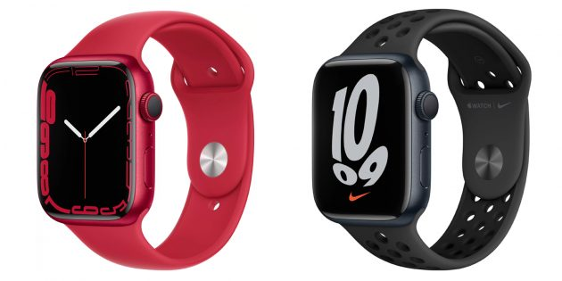 Гаджеты в подарок: Apple Watch Series 7