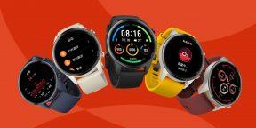 Цена дня: умные часы Xiaomi Mi Watch за 7654 рубля вместо 9490