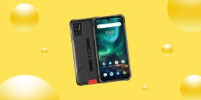 Надо брать: защищённый смартфон Umidigi Bison