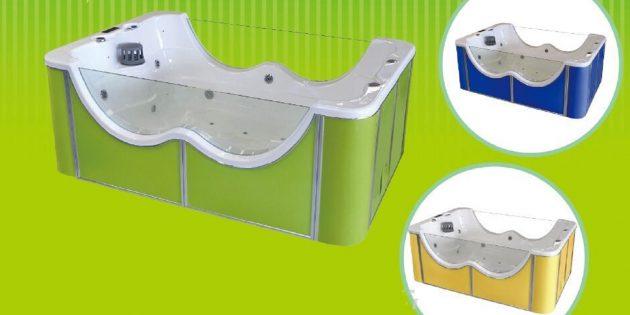 Дорогие товары с AliExpress: гидромассажная ванна для собак
