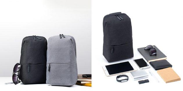 Распродажа 11.11 на AliExpress: рюкзак