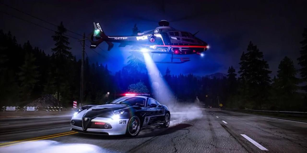 EA анонсировала ремастер Need for Speed: Hot Pursuit
