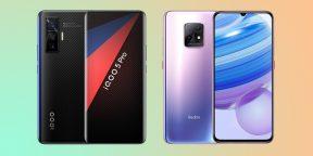 AnTuTu назвал лучшие смартфоны сентября по соотношению цены и мощности в 5 категориях