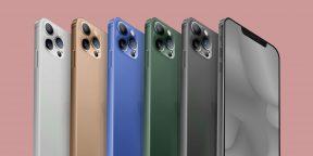 Инсайдер рассказал о камерах, Face ID и автономности новых iPhone 12