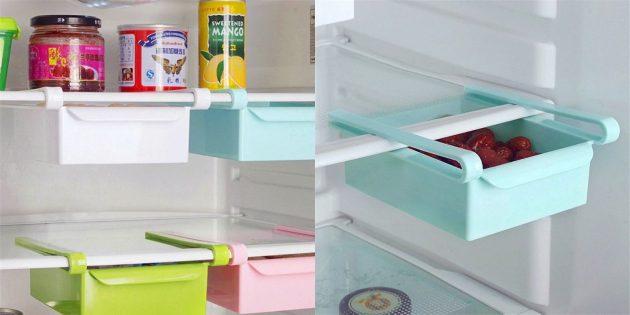 Подвесные контейнеры для холодильника