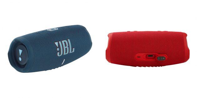 Гаджеты в подарок: JBL Charge 5