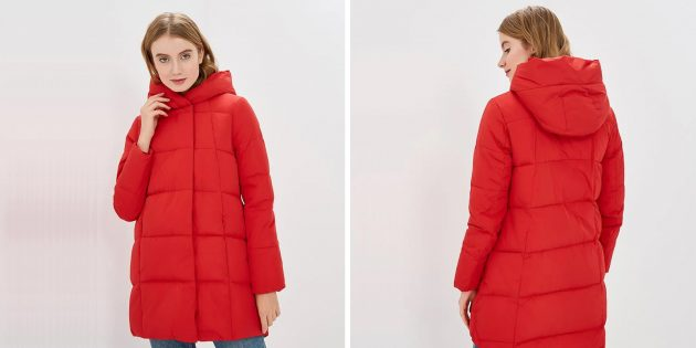 Утеплённая куртка Winterra