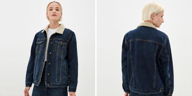 Джинсовая куртка Mossmore
