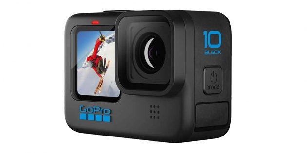 Что подарить на Новый год: GoPro Hero10 Black