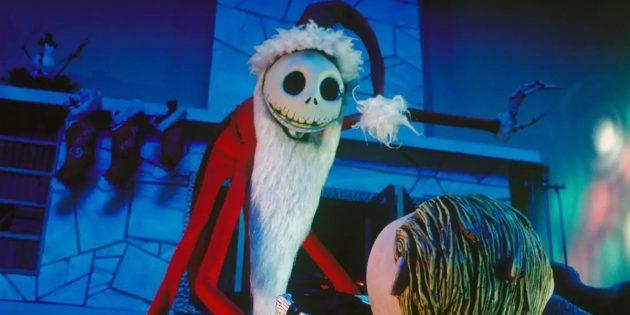 Новогодние фильмы: «Кошмар перед Рождеством»
