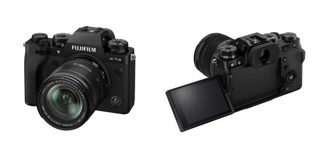 Очень дорогие вещи: фотоаппарат Fujifilm