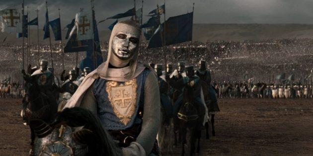 Фильмы про рыцарей: «Царство небесное»