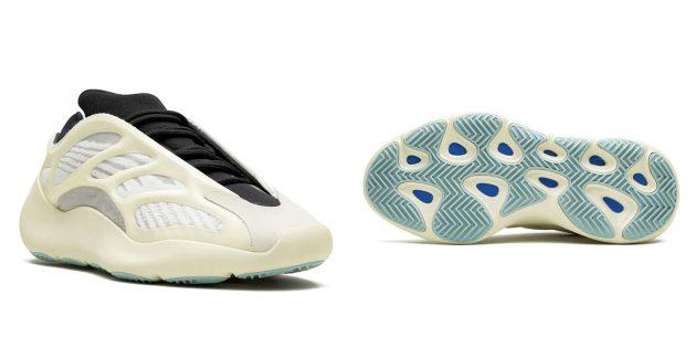 Очень дорогие вещи: кроссовки Adidas Yeezy