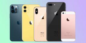Опрос: какой iPhone у вас сейчас?