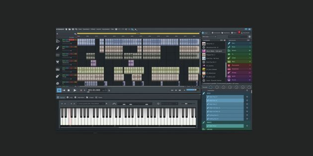 Редакторы музыки: MAGIX Music Maker