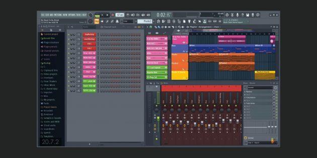 Лучшие программы для создания музыки: FL Studio (FruityLoops)