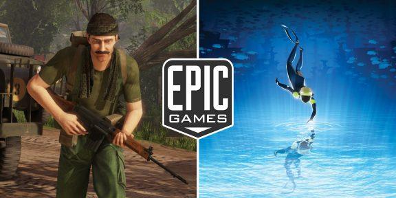 Epic Games раздаёт приключенческую игру ABZÛ и экшн Rising Storm 2: Vietnam