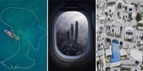 На конкурсе Aerial Photography Awards 2020 выбрали 12 лучших кадров с воздуха