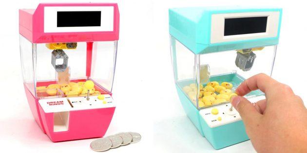 Миниатюрный игровой автомат