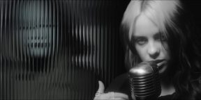 Видео дня: клип Билли Айлиш на главную музыкальную тему «Не время умирать»