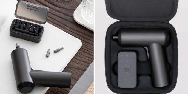 Отвётка Xiaomi Mijia Electric Screwdriver