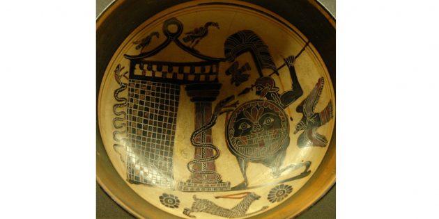 Спартанцы были и художниками, и скульпторами