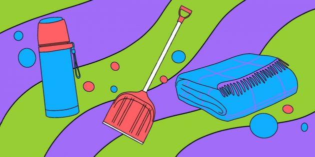 Как подготовить машину к зиме: купите плед и термос