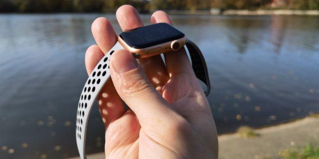 Дизайн Apple Watch Series 6