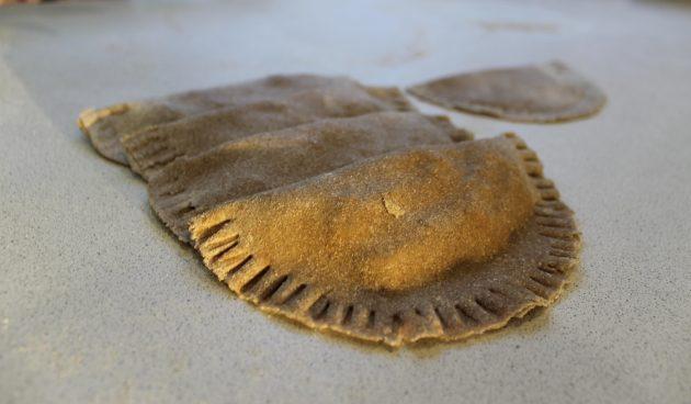 Сформируйте сладкий кейтин-пирой