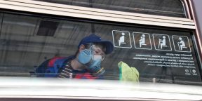 В Москве пассажиров без масок и перчаток перестанут пускать в общественный транспорт