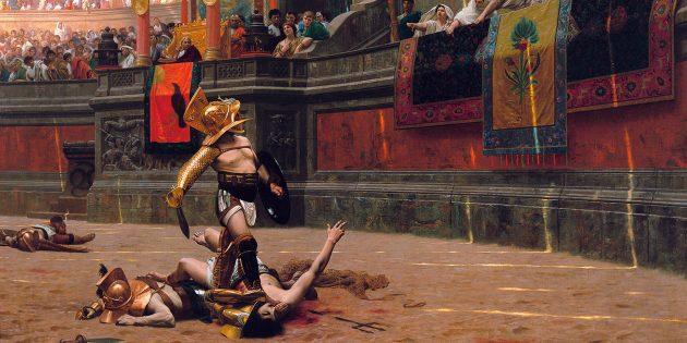 Заблуждения о Риме: римляне больше любили скачки, а не бои