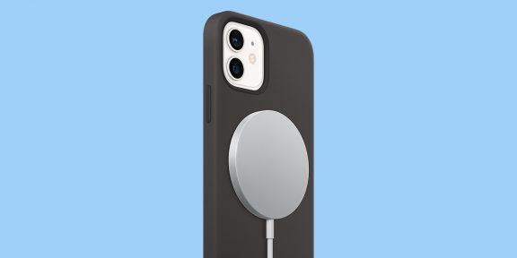 Пользователи iPhone 12 жалуются на зарядку MagSafe: она портит защитные чехлы