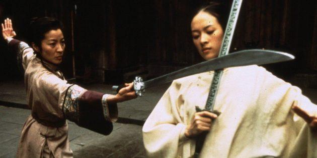 Фильмы в жанре фэнтези: «Крадущийся тигр, затаившийся дракон»