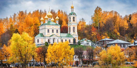 8 городов России, в которых нужно побывать осенью
