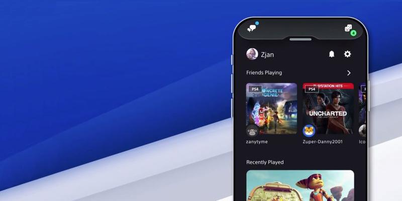 Sony обновила мобильное приложение PlayStation App