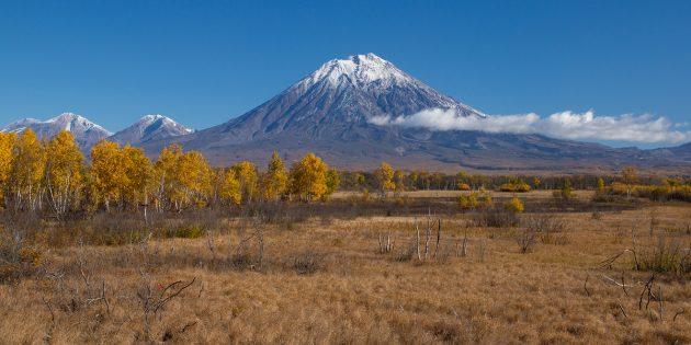 Куда поехать осенью в России: Петропавловск-Камчатский