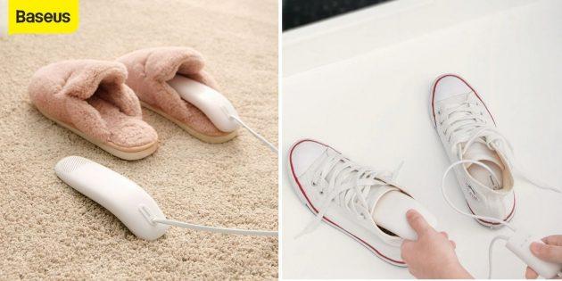 Сушилка для обуви Baseus